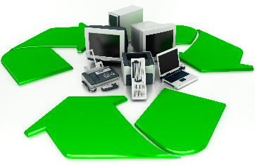 FarleyArt.com Recycles Computers and Reuses E-waste by Upcycling